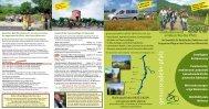 Flyer - Programm 2013 - Genussradeln Pfalz