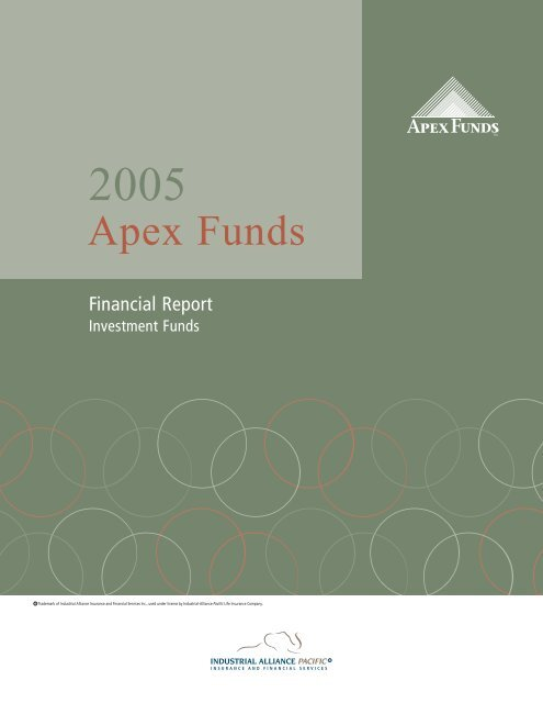 Annual Financial Report - Industrial Alliance, Insurance and ...