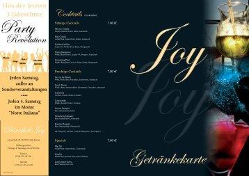 Discothek Joy