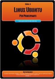 Guida a Ubuntu - Per Principianti - Marco Salatin