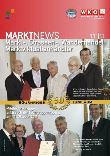 MARKTnEWs - e-reader.wko.at - Wirtschaftskammer Wien