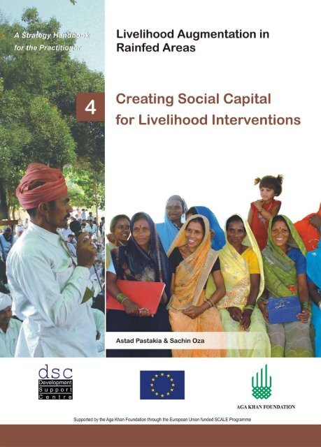 Creating Social Capital for Livelihood Interventions