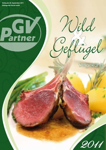 Wild & Geflügel - GV-Partner