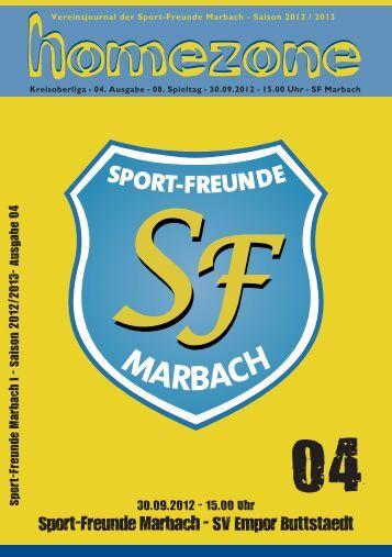 homezone homezone 04 - Sportfreunde Marbach