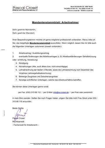 Dr Olaf Meier Fachanwalt Für Arbeitsrecht Wenn Arbeitnehmer