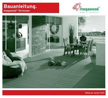 Aufbauanleitung Megawood - Holz-Scholbeck