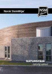 Stone wall - Norsk Steinmiljø