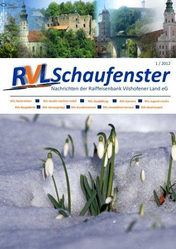 RVL - Raiffeisenbank Vilshofener Land eG
