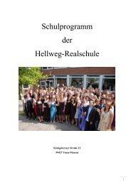 Schulprogramm der Hellweg-Realschule