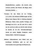 Guichinger Dorfbühne bringt das Stück - Kultur-Portal Gilching - Page 2