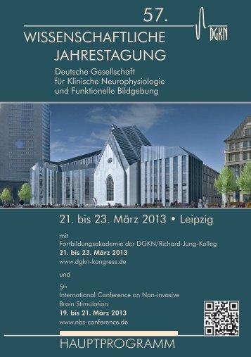 DGKN2013 Hauptprogramm PDF Download - DGKN dgkn-kongress ...