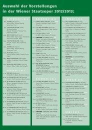 Programm als PDF - Pamina Musikreisen