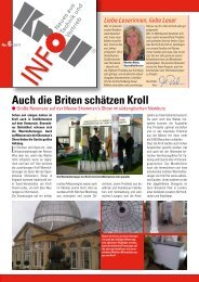 Kroll Info Ausgabe 06_2011 - Kroll GmbH