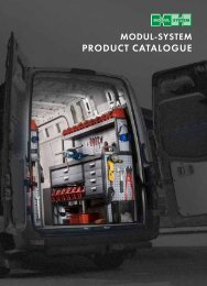 PRODUCT CATALOGUE - Modul-System