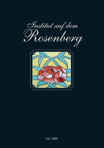 San Gallo... - Institut auf dem Rosenberg