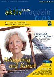 Magazin als PDF - Aktiv Plus