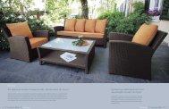 """Die exklusive Lounge-Gruppe für das """"Wohnzimmer im Freien ..."""