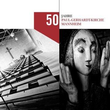 Bildband - Paul Gerhardt Gemeinde Mannheim