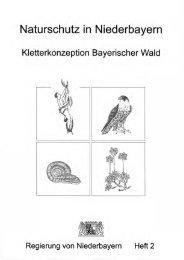 Naturschutz in Niederbayern - Die Regierung von Niederbayern