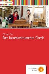 Der Tasteninstrumente-Check - FWU