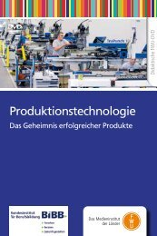 Begleitmaterial - Dr. Ing. Paul Christiani GmbH & Co. KG