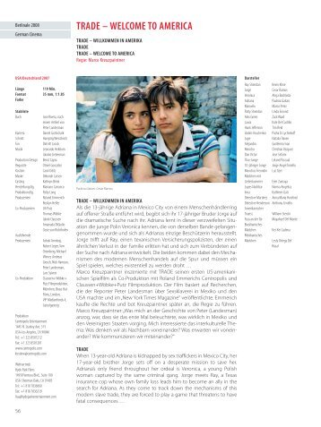 PDF-Datei 20084656 Produzenten Ashok Amritraj ... - Berlinale
