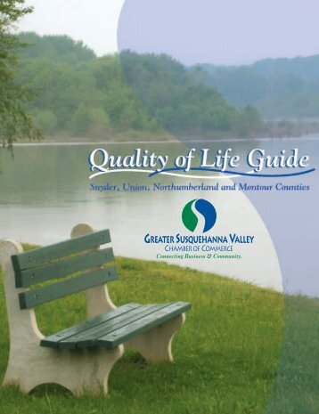 Click here for the Quality of Life Guide - Geisinger Health System