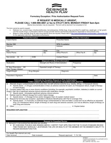 Injectable Drug Prior Authorization Request Form   Ucare
