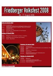 Friedberger Volksfest - Yellow Rose