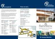 RehAktiv - Märkische Reha Kliniken GmbH