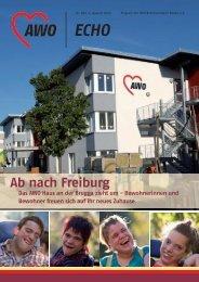 Ab nach Freiburg - AWO Baden
