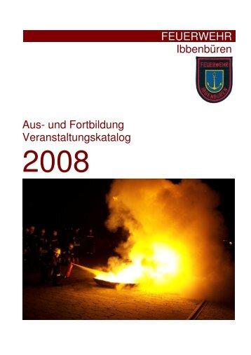Ausbildung - Feuerwehr Ibbenbüren