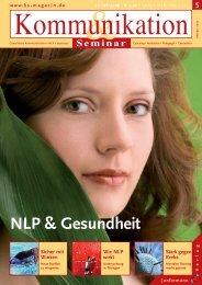 NLP & Gesundheit - Kommunikation & Seminar