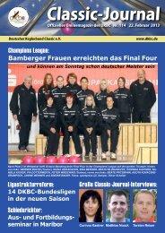 Classic-Journal 114 - DKBC
