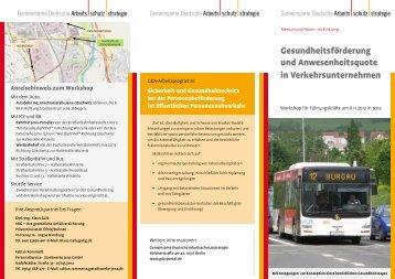 Veranstaltungs-Flyer (PDF-Datei, 753 KB) - Gemeinsame Deutsche ...