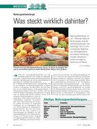 Was steckt wirklich dahinter? - ratgeber-fitness.de