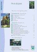 Katalog 2012 mit 12 Rad - Saarschleife Touristik GmbH - Gemeinde ... - Page 2