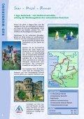 Katalog 2012 mit 12 Rad - Saarschleife Touristik GmbH - Gemeinde ... - Page 6