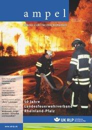 Ampel-Ausgabe 43, September 2012 - Unfallkasse Rheinland-Pfalz