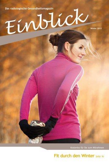Einblick 2/2012 - VRNZ