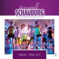 PDF-Download (1300 kB) - Tanzwelt Schauburg Iserlohn