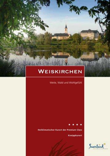 Ortsprospekt zum Download - Weiskirchen