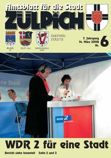 Amtsblatt0608.pdf - Stadt Zülpich