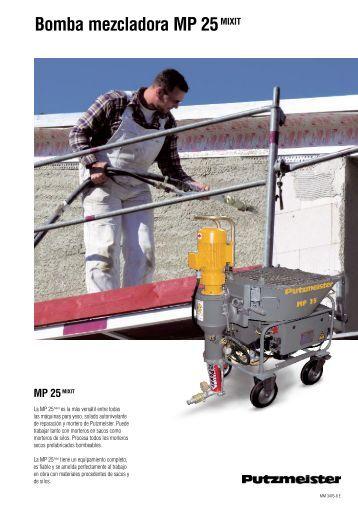 Mezclador continuo para mortero seco - Mezcladora de mortero ...