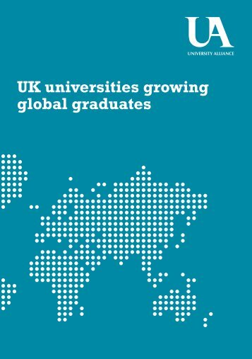 UK universities growing global graduates