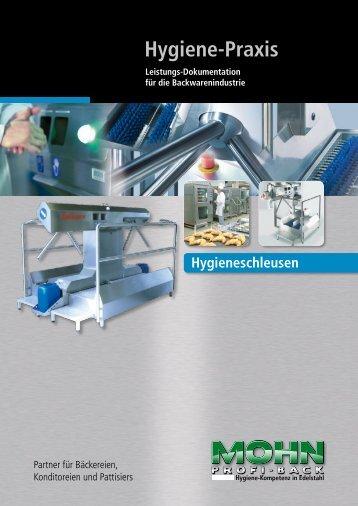 Leistungs-Dokumentation - Mohn GmbH