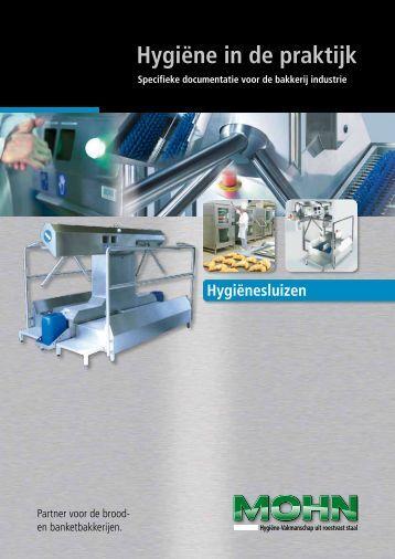 "Specifieke documentatie ""bakkerij industrie"" - Mohn GmbH"