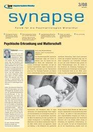 Psychische Erkrankung und Mutterschaft - Integrierte Psychiatrie ...