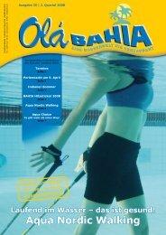 Aqua Nordic Walking - Inselbad Bahia