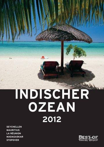 indisch ozean - Cruising Reise